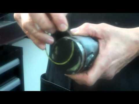 Yamaha Piston Ring Installation