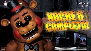 ÉPICA NOCHE 6 - Five Nights At Freddy's 2 | Fernanfloo