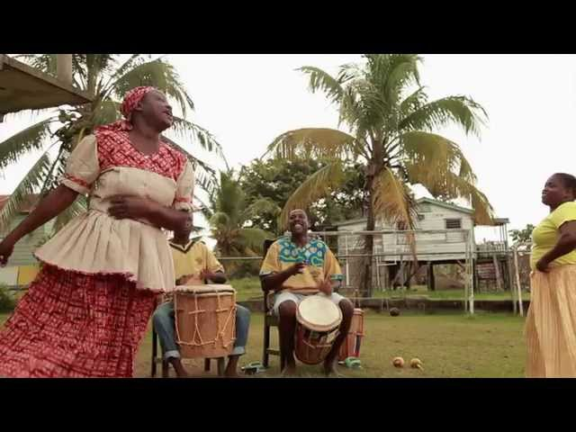 Garifuna Nuguya Official Music Video (Hopkins,Belize)