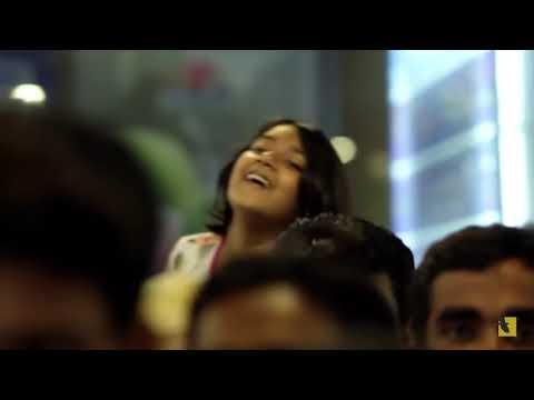 First instrumental Flash mob of Bangladesh
