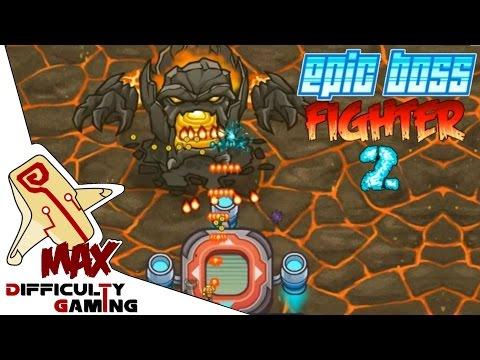 Epic Boss Fighter 2 100% Walkthrough / Playthrough INSANE Levels 1 - 20 Part 4/4