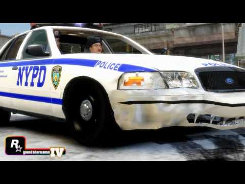 Another Story of Liberty City 5 : Grand Theft Auto IV