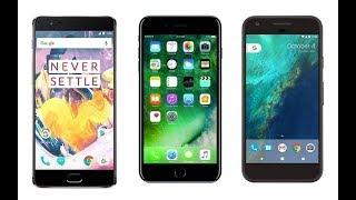 Top 5 Mobail phones 2017 // Best reviews mobail phones
