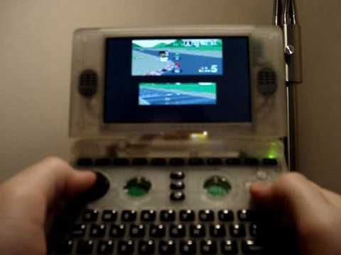 SNES emu demonstration