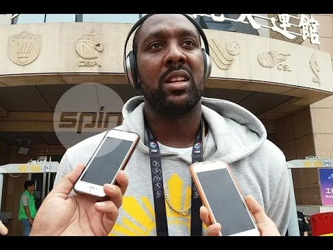 WATCH: (Palestine) wanted it more says Andray Blatche