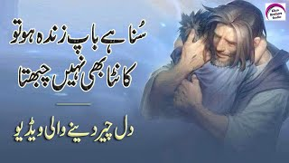 Baba Jani : Best Poem On Father | Most Emotional Quotes About Father (Baap Poetry) Sad Father Poetry