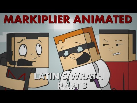 Markiplier Animated | LATIN'S WRATH #3