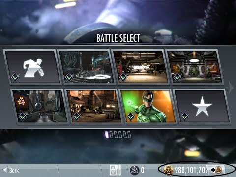 Injustice: Gods Among Us iOS Unlimited Money Hack iOS 7(No Jailbreak) 2014