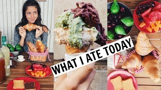 What I Ate Today In Rome! Vegan & Delicious!!!