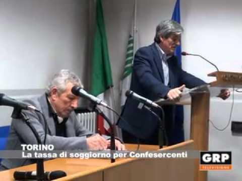 """Roma il sit-in degli albergatori: """"Stop ad aumento tassa soggiorno ..."""