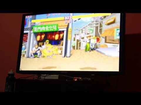 Raspberry Pi Mame emulator with xbox 360 controller