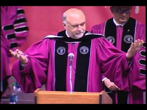 Stevens Institute of Technology: 2013 Graduate Commencement Ceremony