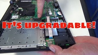 Upgrade 32GB eMMC HP Notebook with 1TB HDD
