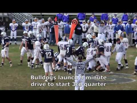 2009 Robert E. Lee vs Stone Bridge Playoff Football Highlights