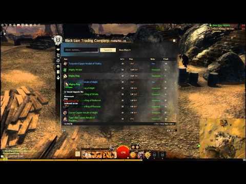Guild Wars 2 Full Complete User Interface Guide