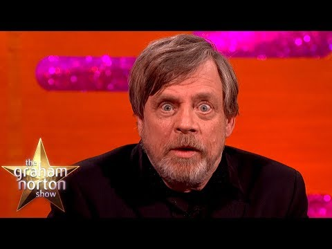 Mark Hamill Didn't Tell Carrie Fisher the Big Star Wars Secret | The Graham Norton Show en streaming
