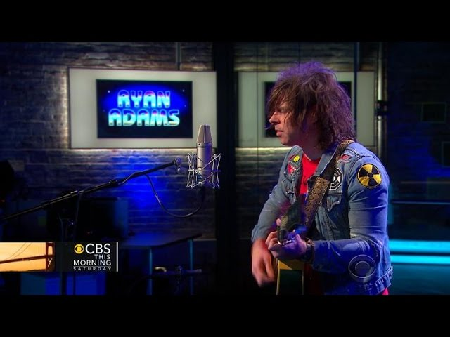 """Saturday Sessions: Ryan Adams performs """"My Wrecking Ball"""""""