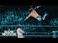 """WWE: AJ Styles vs Luke Harper, en espectacular """"slow motion"""" - Noticias de"""