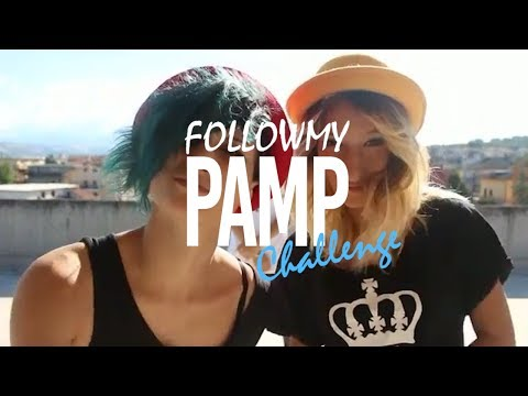 Andrea Damante - Follow My Pamp Challenge Compilation (Pt.1)