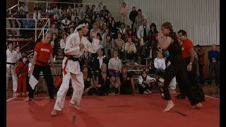 KARATE KID - PRIMEIRA FASE DO TORNEIO