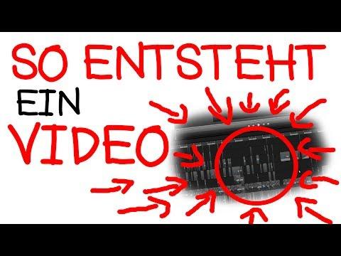 SO ENTSTEHT EIN VIDEO!