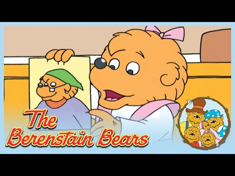 Berenstain Bears: At The Giant Mall/ The Giddy Grandma - Ep.28