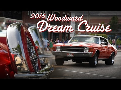 Why the Woodward Dream Cruise is a MUST for Car Lovers