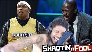 NEVER TOUCH ANOTHER BASKETBALL MASTER P! SHAQTIN A FOOL SEASON FINALE PT. 2 REACTION!