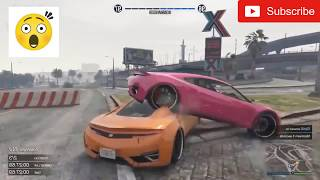 BEST MOMENTS: GTA 5 Thug Life Funny Moments Compilation 2018