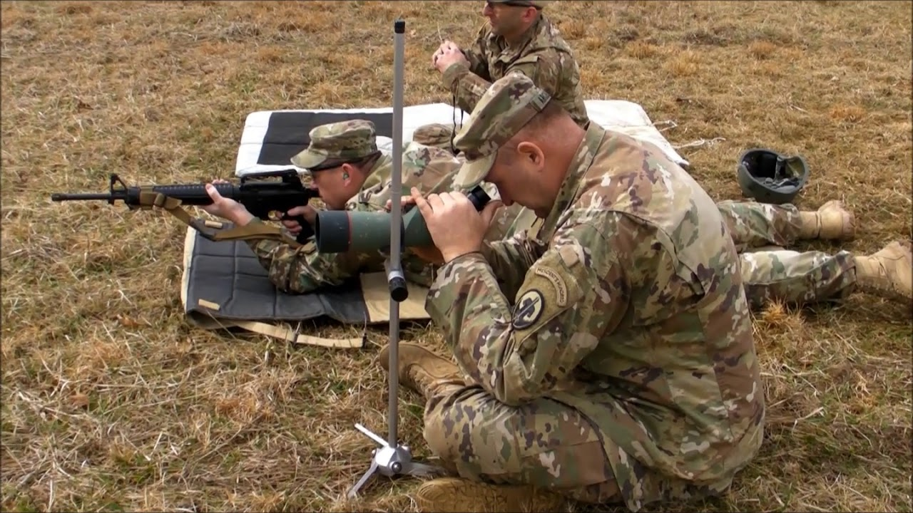 Army 25-meter zero ranges can be inefficient. Here's how to have the range be more effective.  http://armyreservemarksman.info/improving-rifle-qualification-part-1-zero