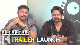 Tik Tik Tik Movie Trailer Launch by Sai Dharam Tej Video