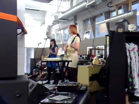 Betty and the Werewolves at Rough Trade East on Independent Record Store Day