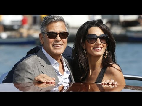 George Clooney_Amal Alamuddin marriage in Venice