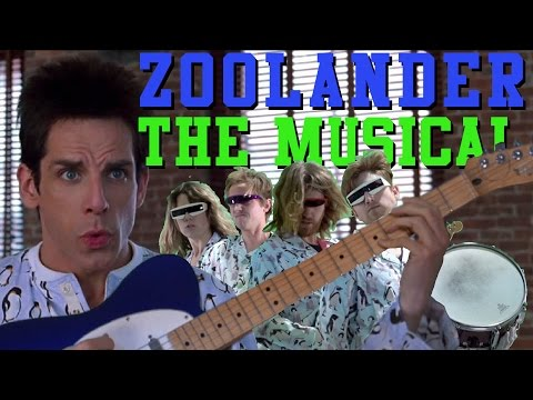Zoolander the Musical   -   Songify the Movies