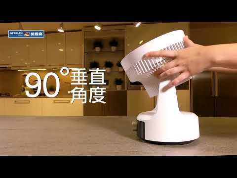 360° Air Circulator Fan EFS-3608 Feature