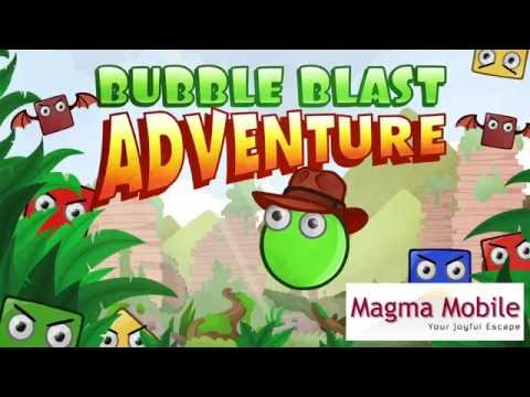 Bubble Blast Adventure