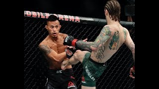 UFC Moncton's Andre Soukhamthath on Sean O'Malley's USADA violation  & fund raising for Laos
