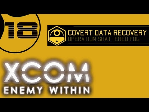 Let's Play XCOM Enemy Within Ironman Impossible - Part 18 - EXALT Mission - Covert Data Recovery