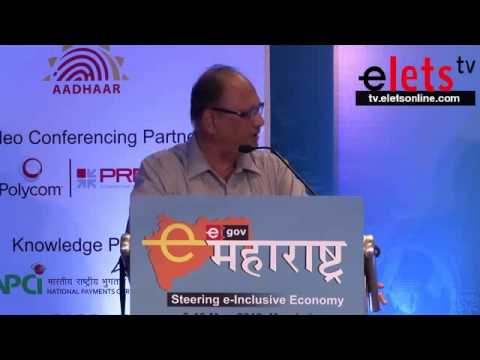 eMaharashtra 2013 - Dr SR Kumavat,  Directorate of Health Services, Government of Maharashtra