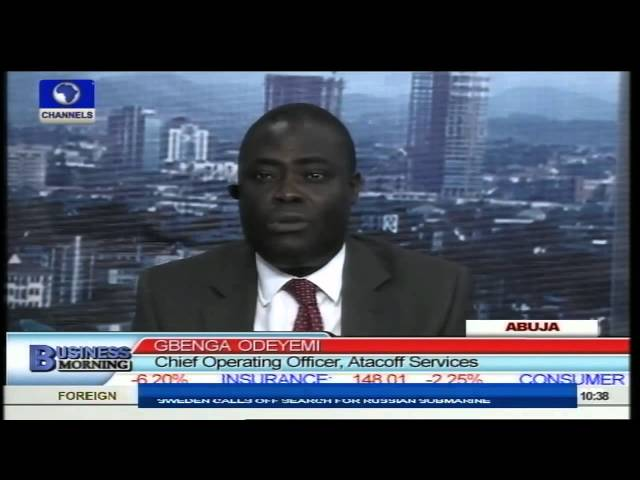 Business Morning: Focus On Nigeria's Revenue Generation  Pt1