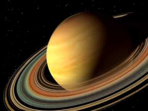 3D Путешествие по солнечной системе