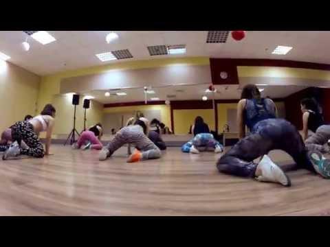 """Крутой танец TWERK. """"Tyga-Bouncin On My D*ck (feat. Dash D. Cadet)"""" Группа Ю.Пенч / Dance Center"""