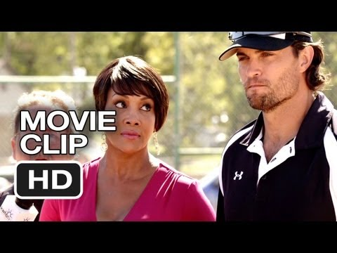 Home Run Movie CLIP - Coach Cory (2013) - Scott Elrod, Vivica A. Fox Movie HD