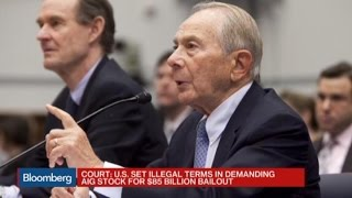 Hank Greenberg Wins AIG Trial, No Damages Awarded