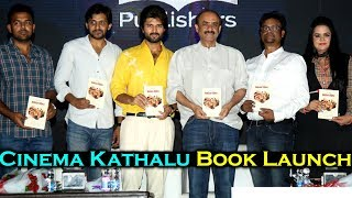 Cinema Kathalu Book Launch Full Event | Vijay Deverakonda, Sukumar, Suresh Babu