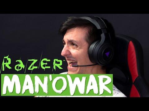 Razer ManO'War: нет провода – нет проблемы