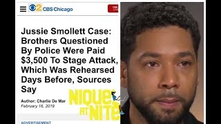Jussie Smollet paid suspects to stage Attack his Lawyers deny it