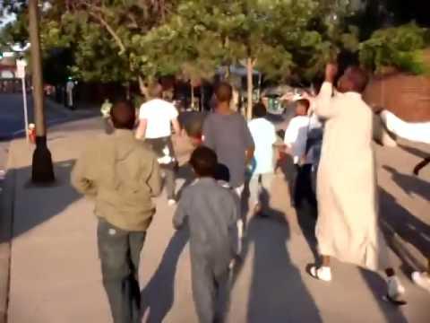 I HATE GAYS!  scream Muslim Somali teens at gay man in Minnesota Minneapolis USA, yes in U S