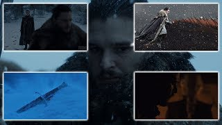 LEAKED! Jon Snow's Fate In SEASON 8 & Confirmed SPOILERS | Game of Thrones