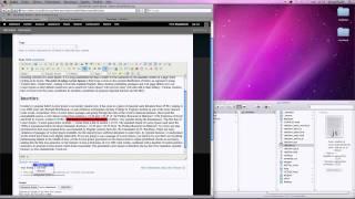 Episode 7 - Installer un éditeur WYSIWYG dans Drupal 7